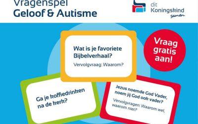 Dit Koningskind vraagt aandacht voor autisme in de kerk